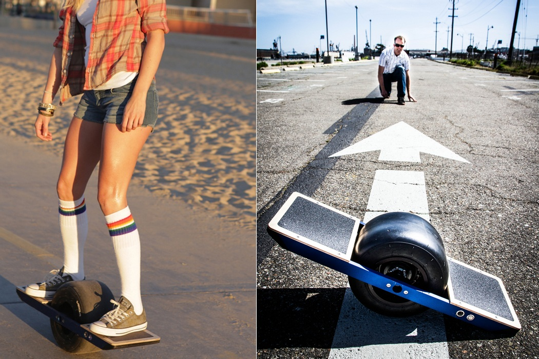 Onewheel Self-Balancing Electric Skateboard (3)