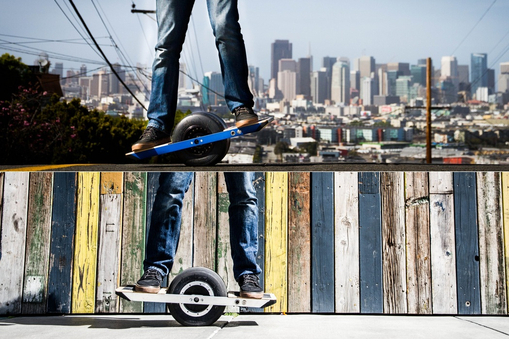 Onewheel Self-Balancing Electric Skateboard (4)