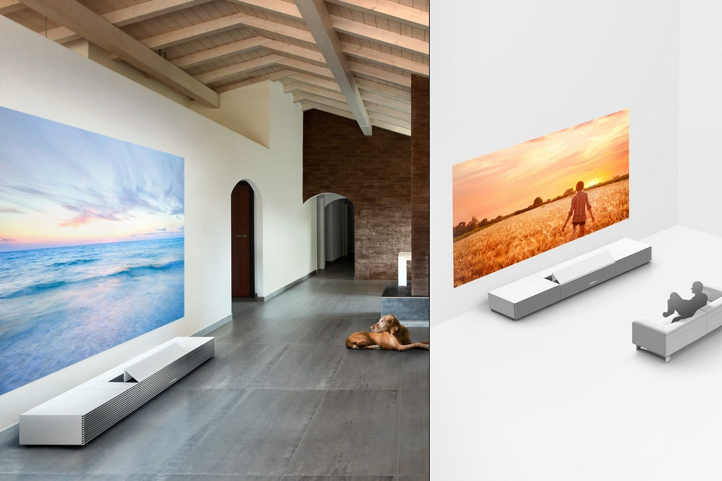Sony 4k Ultra Short Throw Projector (2)
