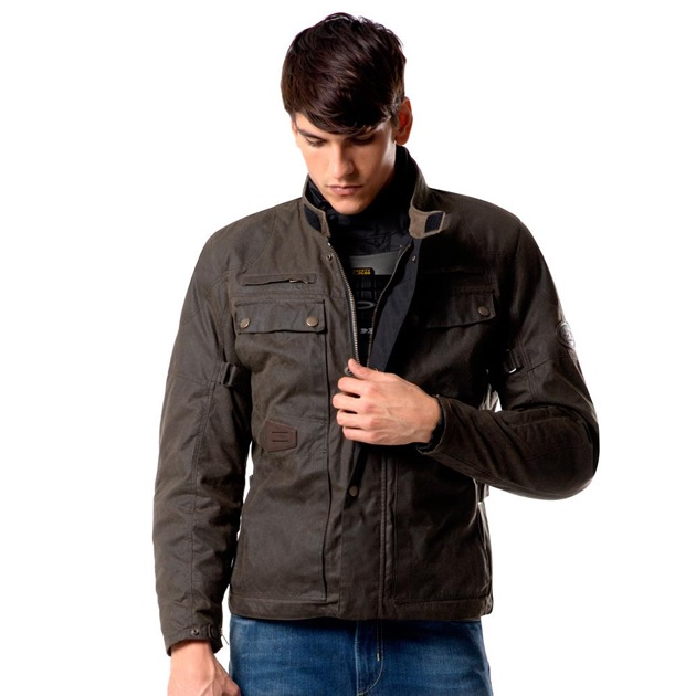 Spidi Worker Wax H2out Jacket