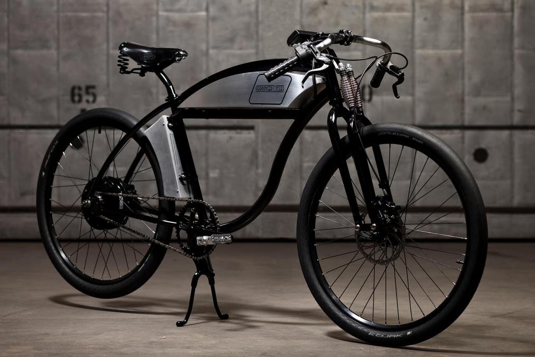 The Derringer Electric Bike (1)