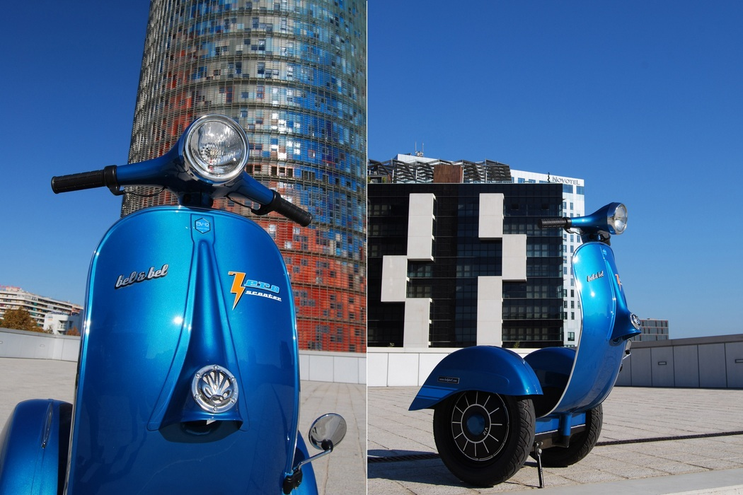 The First Vespa Segway (4)
