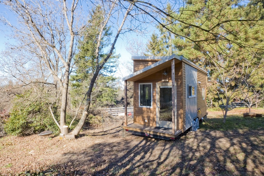 Tiny House On Wheels (1)