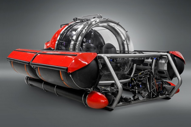 U-Boat Worx C-Explorer 5 Submarines Go Deep Water (5)