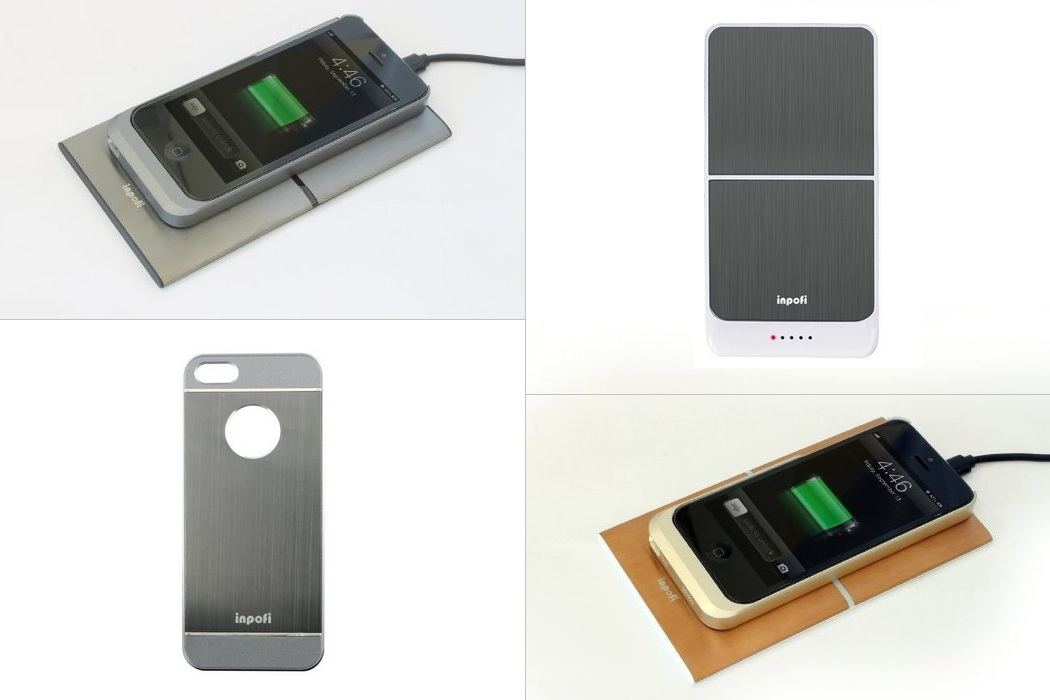 Wireless Charger For iPhone 5 5s By iNPOFi (1)