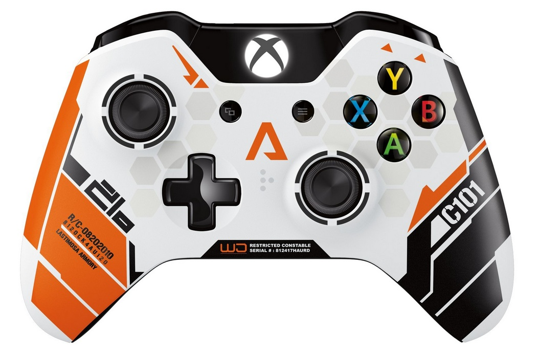Xbox One Titanfall Wireless Controller (1)