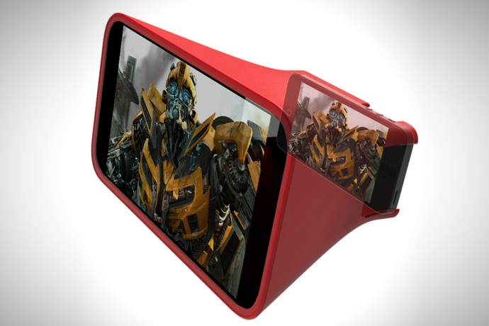 iPhone 5 Big Screen Movie Viewer (1)