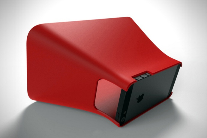 iPhone 5 Big Screen Movie Viewer (3)