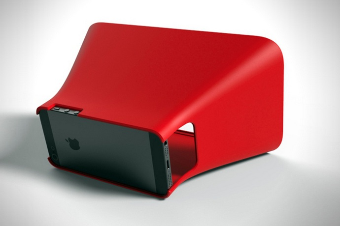 iPhone 5 Big Screen Movie Viewer (4)