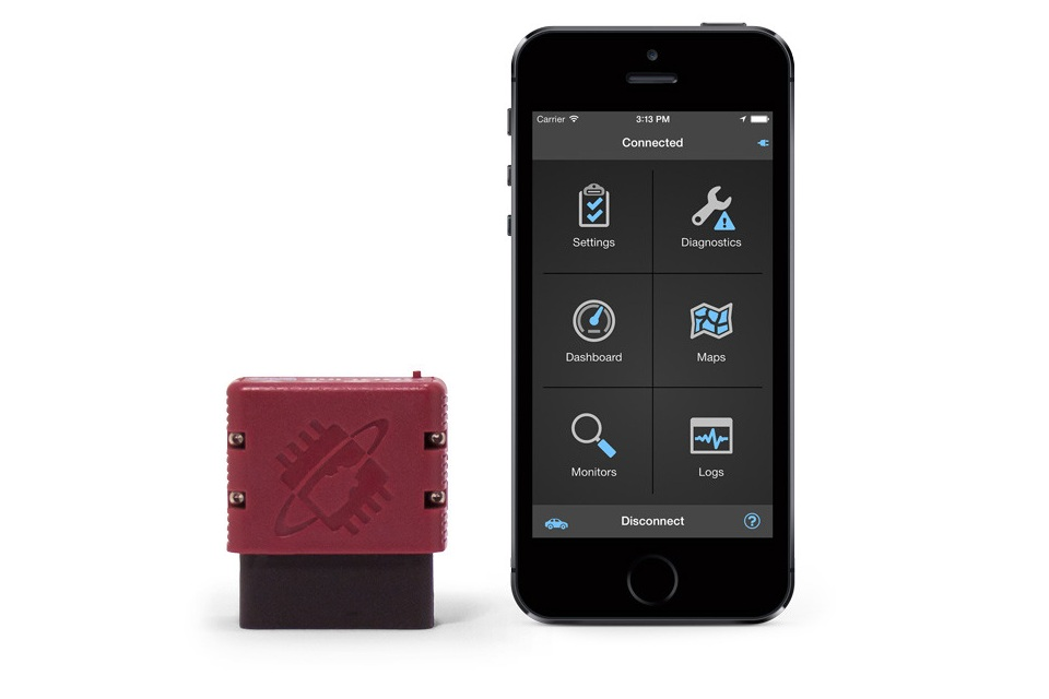 A Wireless Gateway to Vehicle OBD Networks