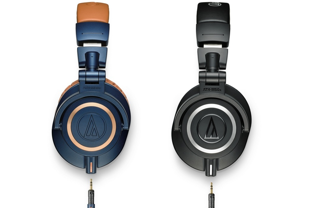 Audio Technica ATH-M50xBL Monitor Headphones