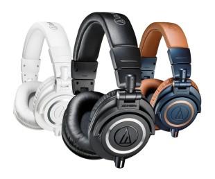 Audio Technica ATH-M50xBL Monitor Headphones