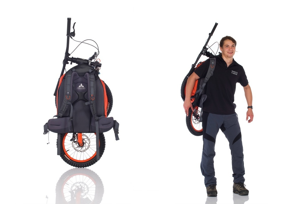 Backpack Folding Bicycle Bonjourlife