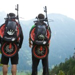 Backpack Folding Bicycle