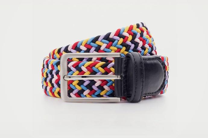 Beltology Woven Belts