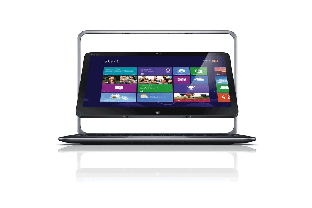 Dell XPS Convertible Touch Ultrabook