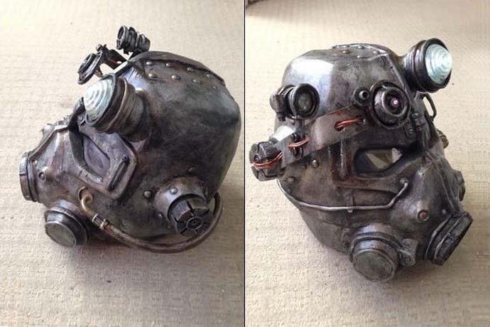 Fallout 3 T-45d Helmet (1)