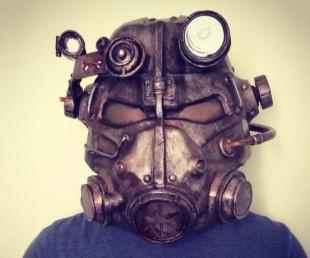 Fallout 3 T-45d Helmet (2)