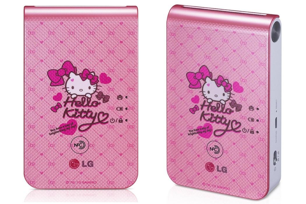 LG Pocket Photo 2.0 Mobile Printer
