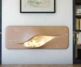 Mvtikka An ultramodern Contemporary Fireplace Design