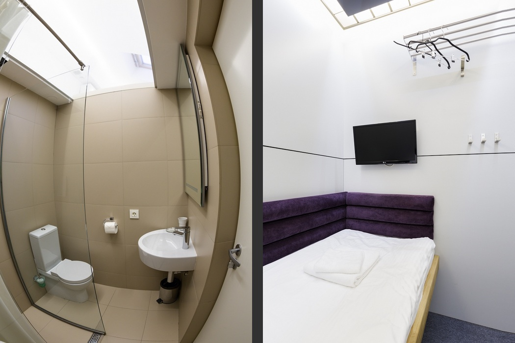 Sleepbox Hotel Tverskaya