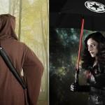 Star Wars Lightsaber Umbrellas Saberellas