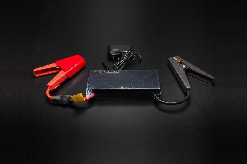 mPower Jump It – Emergency Jumpstarter