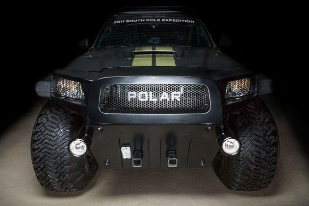 2010 Toyota Tacoma Polar Expedition Truck