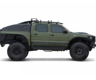 2010 Toyota Tacoma Polar Expedition Truck0