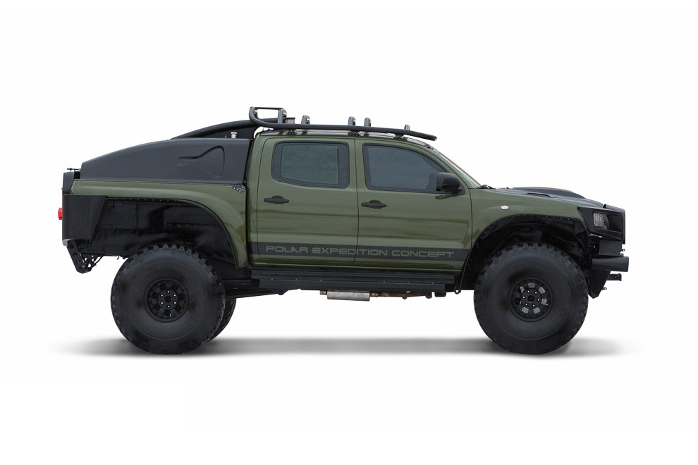 Expedition trucks submited images