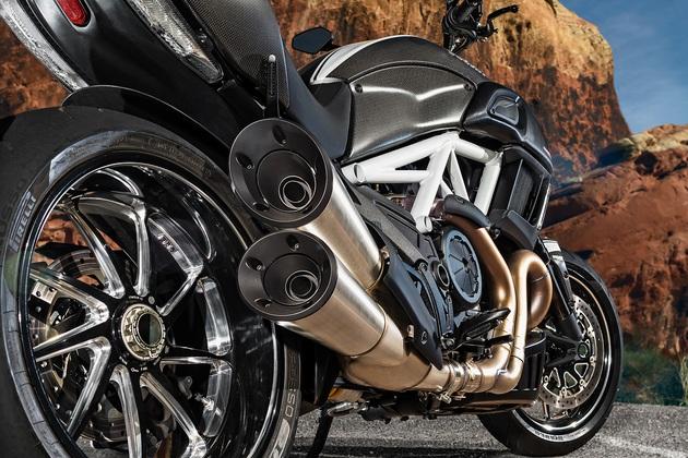2015 Ducati Diavel