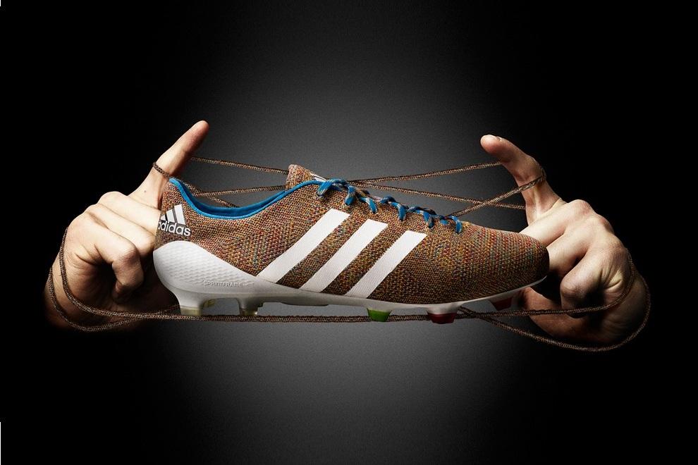 Adidas Samba Primeknit - World's First Knitted Football Boot