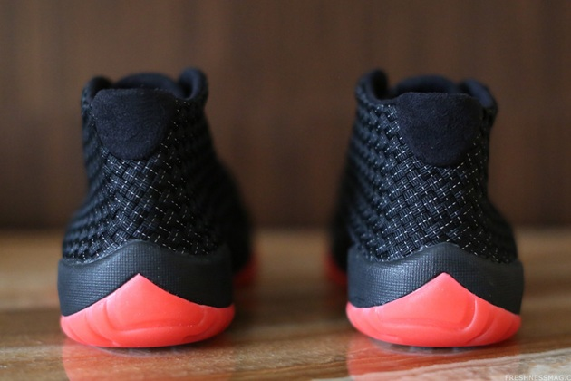 Air Jordan Future Black Infrared