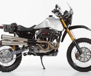 Carducci SC3 Dual Sport Motorcycle
