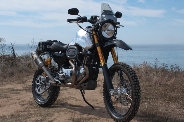 Carducci SC3 Dual Sport Motorcycle