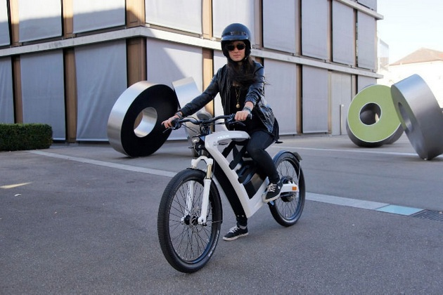 Feddz Electric Bike