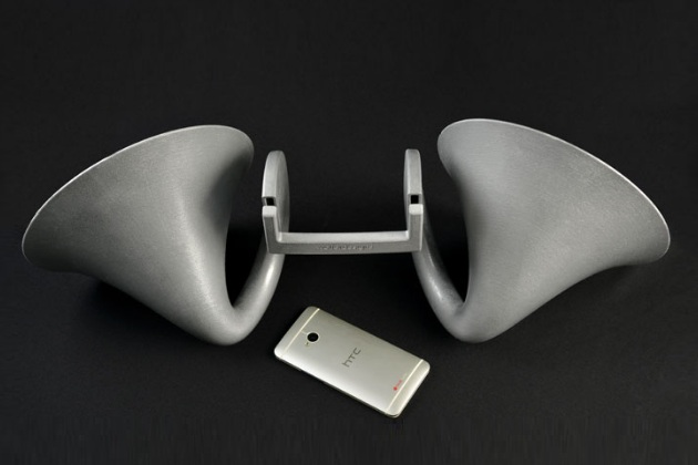 HTC Plaster Based Gramohorn II