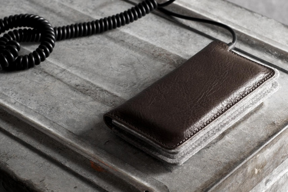 Hard Graft – iPhone Fold Wallet