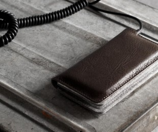 Hard Graft – iPhone Fold Wallet