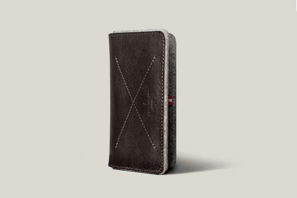 Hard Graft - iPhone Fold Wallet (1)