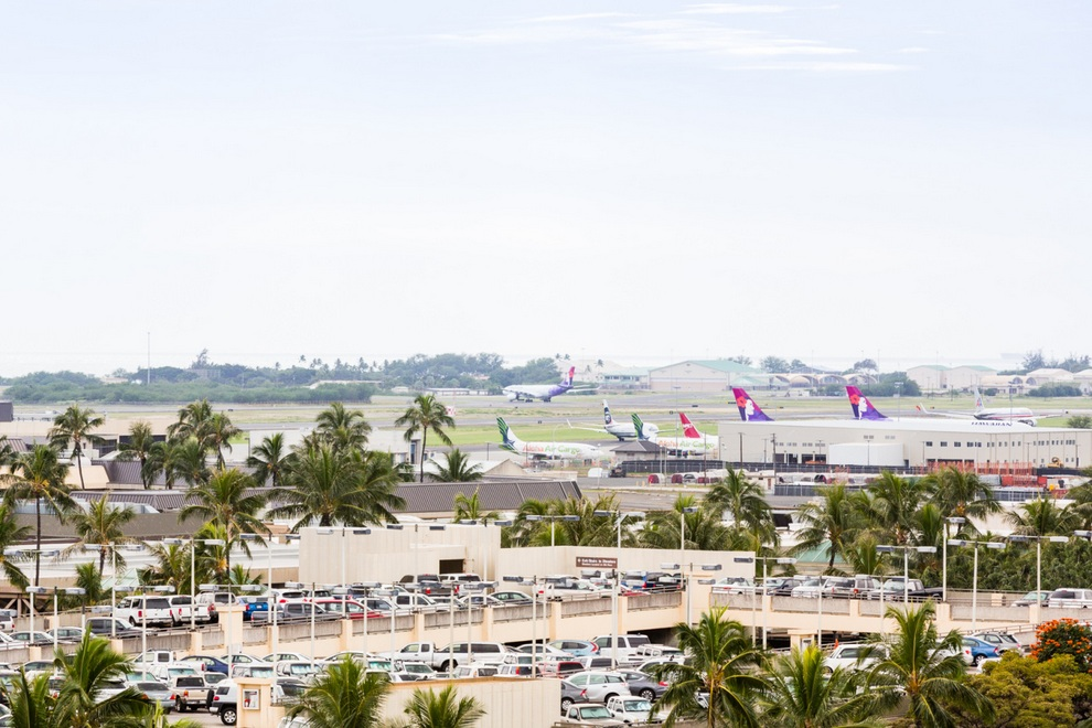 Hawaiian Airlines Headquarters