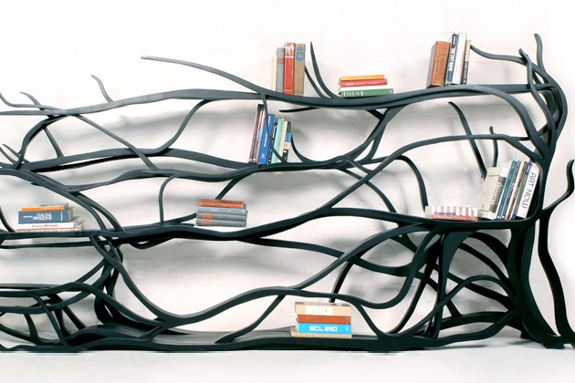 Metamorphosis Shelf By Sebastian Errazuriz