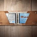 Minimal Leather Wallet By Mr Lentz