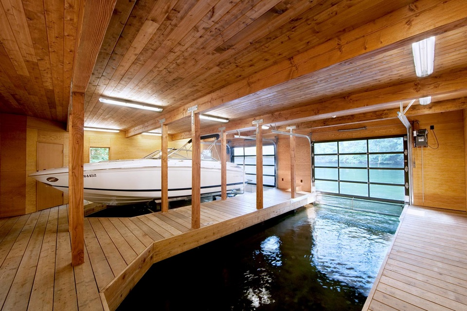 Muskoka Lakes Boathouse