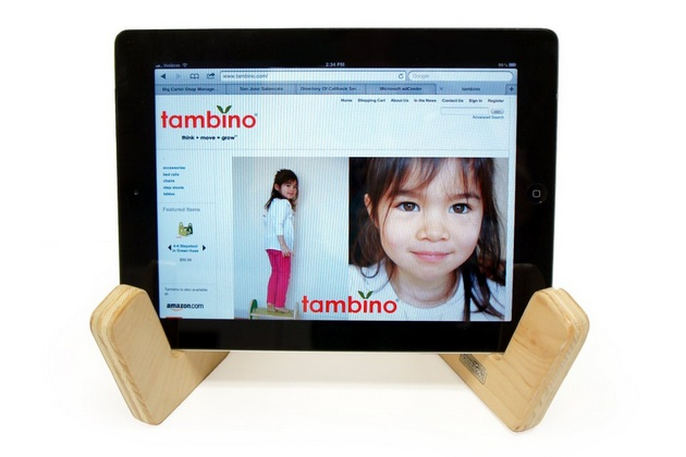 Numbers Toddler Tablet Stand