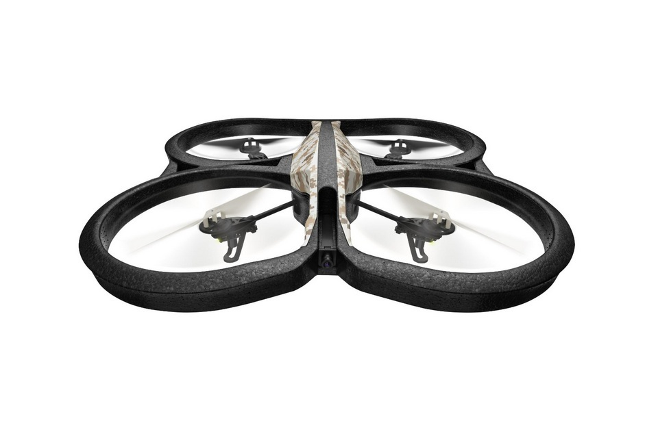 Parrot AR.Drone 2.0 Quadricopter Elite Edition