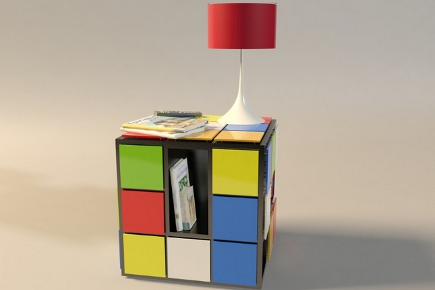 Rubik Coffee Table