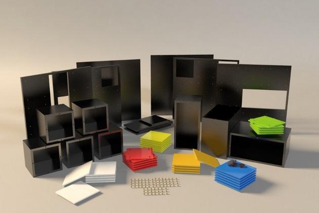 Giant Rubik S Cube Coffee Table Bonjourlife