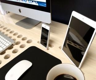 SlatePro - Personal TechDesk Docking Station