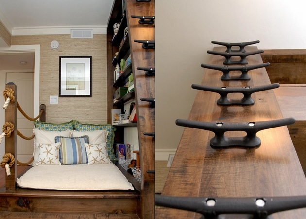 Southern Bunk Bed Design